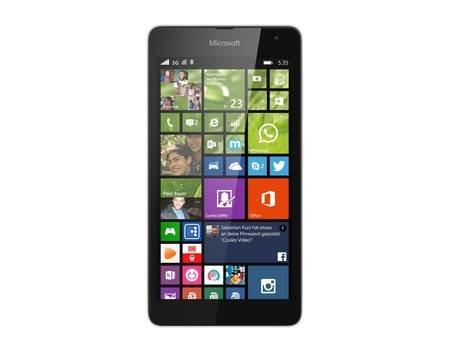 [Allyouneed] Lumia 535 (5'' qHD, 1GB RAM und Update auf Win 10) für 77,90€