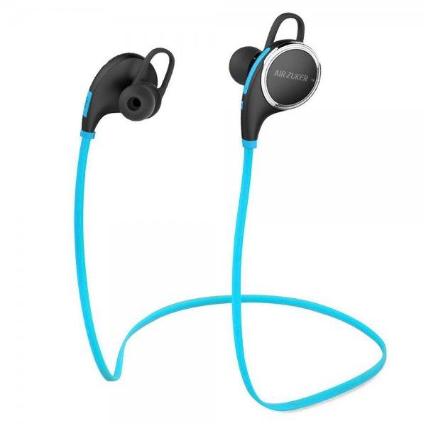 [Amazon Prime] Air Zuker® Bluetooth 4.1 Kopfhörer Wireless Sport Stereo Headset mit AptX Technologie und Mikrofon der Freisprechfunktion In-Ear-Kopfhörer für 15,99 Euro