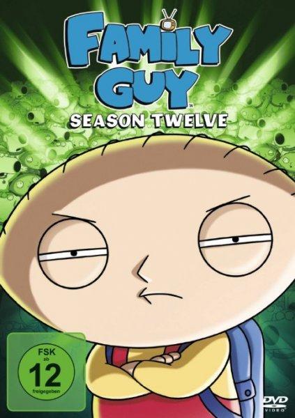 [Amazon] Family Guy Season 12