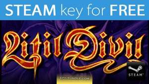 Litil Divil Steam Key @Indiegala