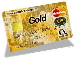 """""""Gebührenfrei"""" MasterCard Gold + dauerhaft kostenlos + 0% Gebühren für Auslandseinsatz + 5% auf Reisen + 5% auf Mietwagen + 100€ Prämie KwK + ggf. 20€ qipu + kein PostIdent"""
