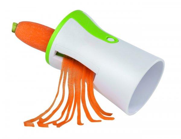 Julienneschneider - Spiralschneider für Gemüsenudeln, 8,95€ versandkostenfrei