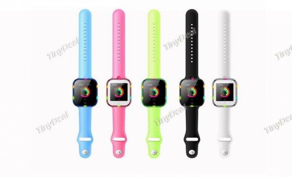 EUSt- Zollfrei Smartwatch mit SIM-Karten + Micro SD Funktion, Fitnesstracker & Co @tinydeal