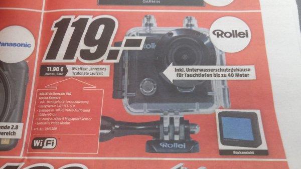 Rollei Actioncam 410 [Lokal Gießen]