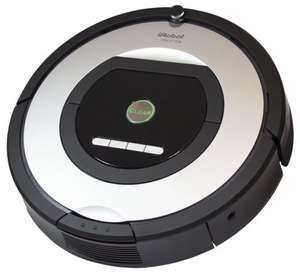 [ebay] iRobot Roomba 775 Staubsauger Roboter  mit Virtual Wall Lighthouse