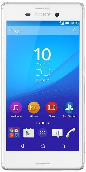 [Amazon.fr] Sony Xperia M4 Aqua LTE + Dual-SIM (5'' HD IPS, Snapdragon 615 Octacore, 2 GB RAM, 16GB intern, wasser- und staubgeschützt nach IP68, 13MP + 5MP, Android 5.0 -> Android 6) für 253,24€