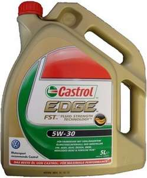 [Ebay] Wieder da....Castrol Motoröl Edge FST 5W-30 5 Liter für 31,90€ Versandkostenfrei