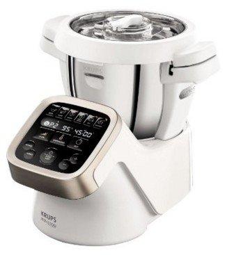 100€ Coupon für Krups HP 5031 Prep & Cook Multifunktions-Küchenmaschine mit Kochfunktion