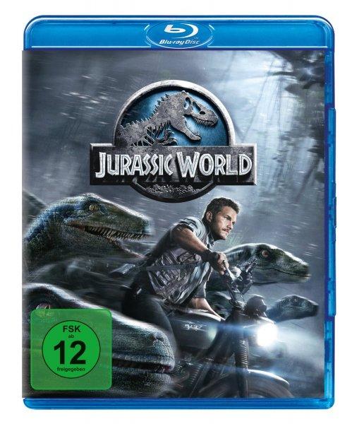 [Troisdorf] Jurassic World Blu-ray + UltraViolet-Kopie 9,00 Euro