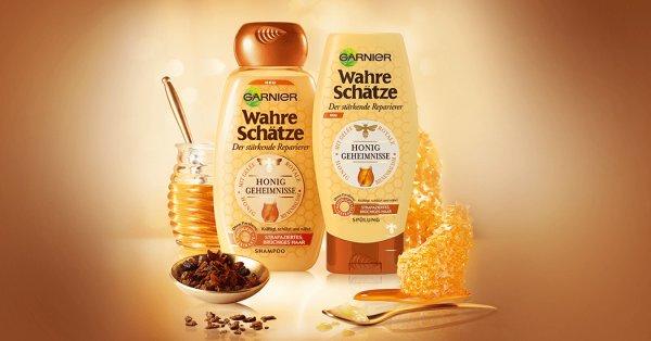 [DM Zeitschrift] Alverde Shampoo Probepäckchen