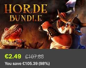 [STEAM] Horde Bundle (12 Games) für 3,39€ @ Bundle Stars