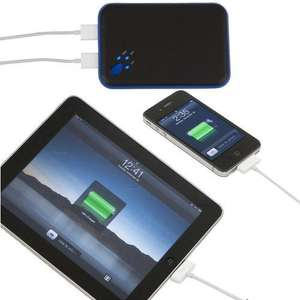 New Trent iturbo IMP660 6000mAh USB External Battery pack und Charger u.a. Apple iPhone & iPad @amazon.co.uk