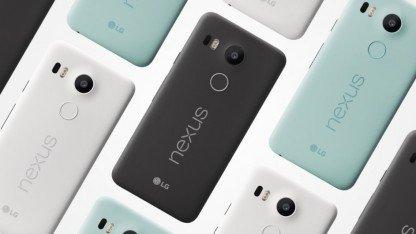 [Redcoon] LG Nexus 5X 32GB schwarz/weiß für 499€ (Vergleichspreis 529€) + Qipu