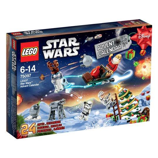 [Real] Lego Star Wars Adventskalender 75097 (2015) für 23€ [ab 6 Uhr online bestellbar]