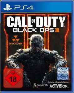 Call of Duty - Black Ops 3 (PS4/XBox One) 49€ mit NL-Gutschein @Rakuten/4you2play (13,50 € Superpunkte)