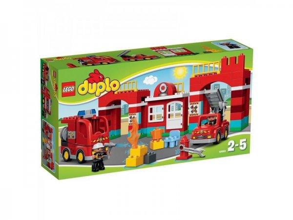SpieleMax.de,  LEGO Duplo 10593 Feuerwehr-Hauptquartier, 42,94€