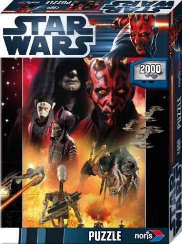 (Lokal Muc-Oez) Star Wars Sith Puzzle Episode 1, 2000 Teile für 2,99 € (Hugendubel-Online 7,99 €) Idealo > 12 € @ Hugendubel