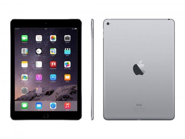 [Rakuten.de] Apple Ipad Air 2 64GB Spacegrau/Silber WIFI für 504€ + 129,75€ Superpunkten + 1,5% Qipu (idealo.de 529€)