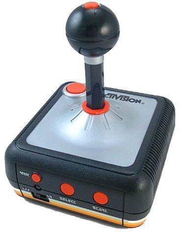 Activision 10 Original Atari Spiele im Joystick für TV Plug & Play inkl Pitfall - Retro Klassiker ? @ Avides