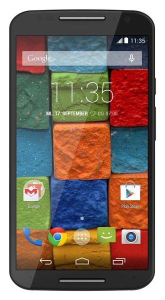 Motorola Moto X (2. Generation) 16GB Schwarz für 259,28€ bei Amazon Italien