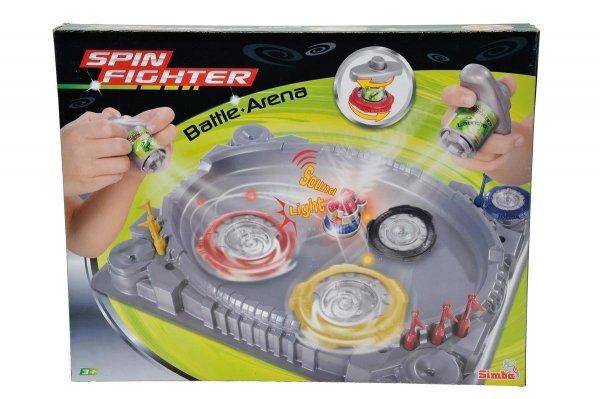[Amazon.de-Prime]  Simba 106040573 - Spinfighter Battle Arena, Spiel