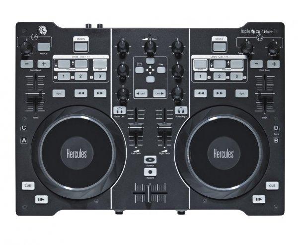 [Amazon.de] HERCULES DJ-Controller 4 Set  und wieder da