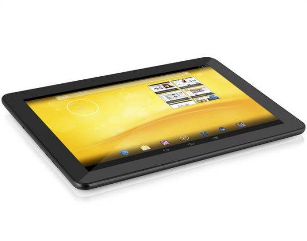 [eTrodo] TrekStor SurfTab xiron 10.1 (10 Zoll Android-Tablet mit Quad-Core-CPU, 16 GB Speicher und 2 GB RAM) , 1280x800, IPS