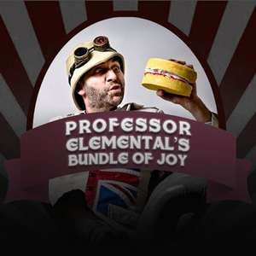 [MUSIK] ? Proessor Elemental's Bundle of Joy ? @ Groupees
