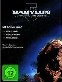 [Amazon.de] Spacecenter Babylon 5 - Complete Collection