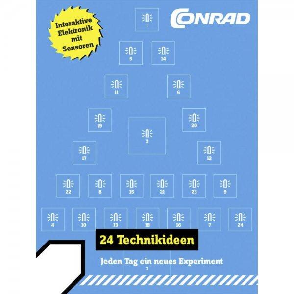 [Conrad] Conrad Adventskalender 2015 für 9,99€ - 100 Paybackpunkte - heute versandkostenfrei
