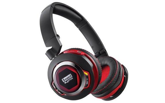 Creative Sound Blaster Evo Zx Wireless-Headset Bluetooth/NFC (PS4/PC/MAC) @K&M Computer