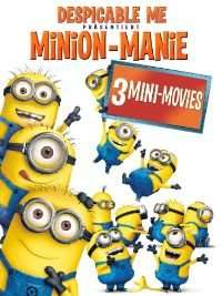Google Play -Minion Manie - 3 Mini Movies (1,99€)