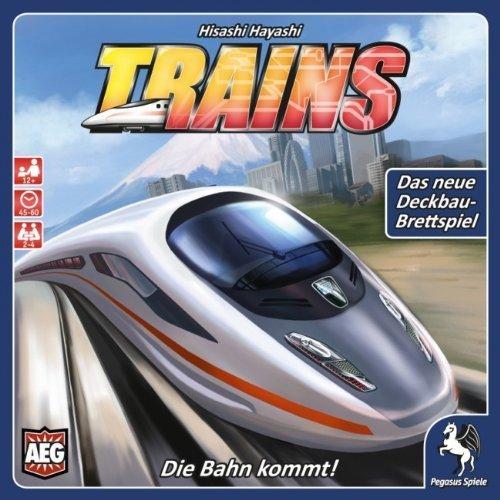 Trains (Pegasus, Brettspiel, Amazon-Prime)
