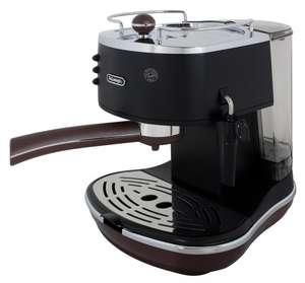 [Comtech] DeLonghi ECOV 311.BK Icona Siebträger Espressomaschine Schwarz