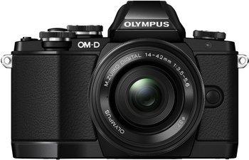 Olympus OM-D E-M10 Kit 14-42 mm EZ schwarz/schwarz [Lokal]