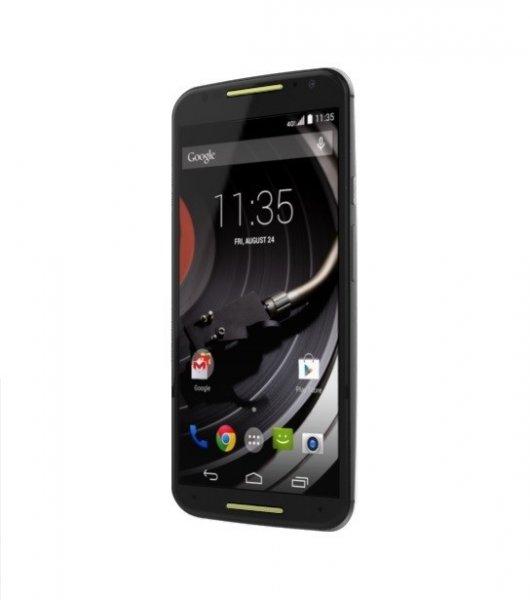 "[wirsindoffice] Motorola Moto X 2. Generation, 32 GB Android-Phone, GSM / UMTS - 4G LTE 5,1"" (12,95cm) - Full HD Display, schwarz für 299,99€"