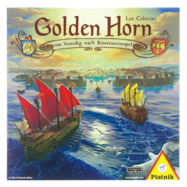Golden Horn (Brettspiel, Amazon Prime)