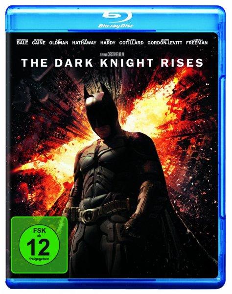 (Amazon Prime) The Dark Knight Rises Blu-ray 4,99