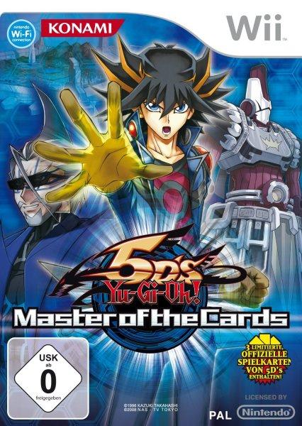 [Amazon Prime] Yu-Gi-Oh! - 5D's Master of the Cards für NUR 14,95€ anstatt 48,99€!!!