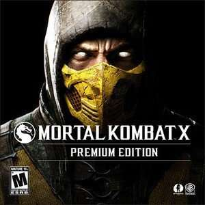 [Steam] Mortal Kombat X Premium Edition (inkl. Kombat Pack) @ cdkeys.com
