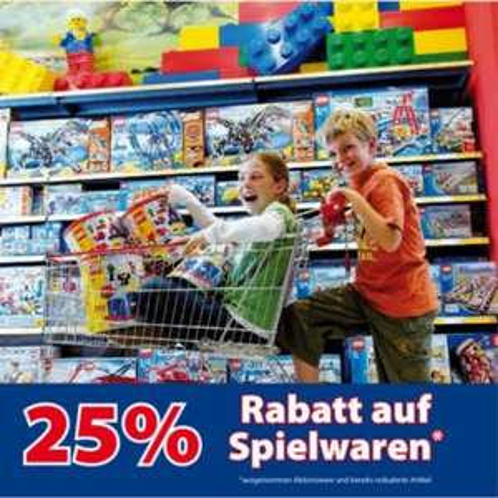 [Lokal] 25% auf Spielzeug bei Famila Nordwest