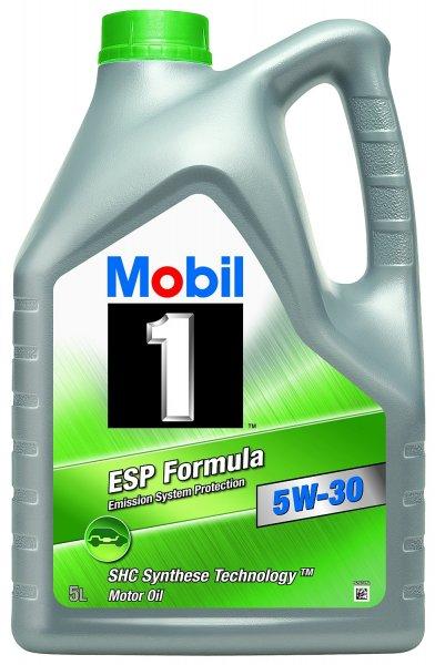 (Amazon Blitzangebot) Mobil 1 ESP Formula 5W-30 5L