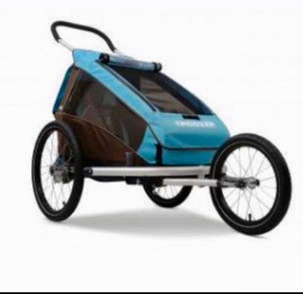 Croozer Kid Plus for 1 - Fahrradanhänger / Jogger / Buggy