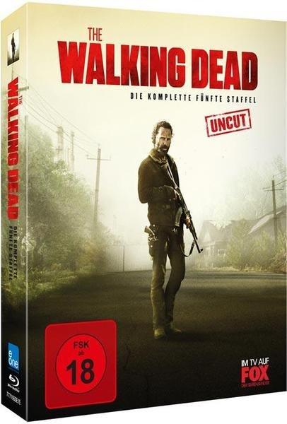 [Buch.de] The Walking Dead Staffel 5 BluRay