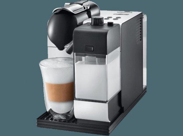 (Media Markt online) DELONGHI EN 520 Nespresso Lattissima Kapselmaschine Silber
