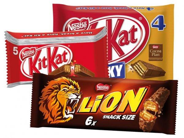 [Lidl am 7.11.] Lion, KitKat oder Kitkat Chunky für 1,39 Euro (Auch Chunky Peanut Butter)