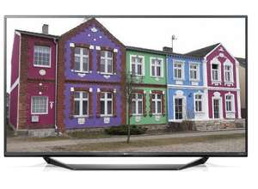 LG 60UF675V 151 cm (60 Zoll) Fernseher (Ultra HD, Triple Tuner) [Energieklasse A]