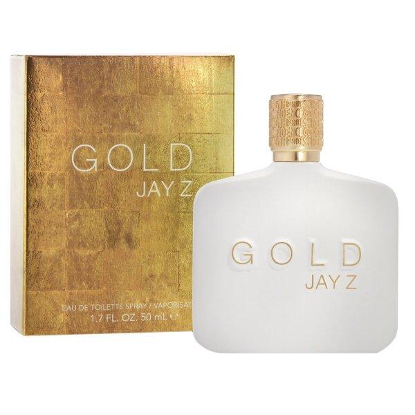[Amazon.de-Prime] JAY Z Gold EDT Man Spray 50 ml