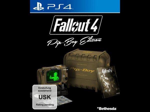 Fallout 4 Pip-Boy Edition PC/PS4/Xbox Mediamarkt