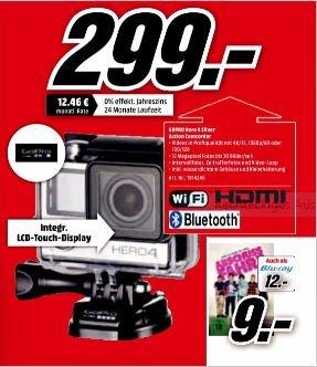 [Lokal Dresden] GoPro Hero 4 Silver Edition MM 299€